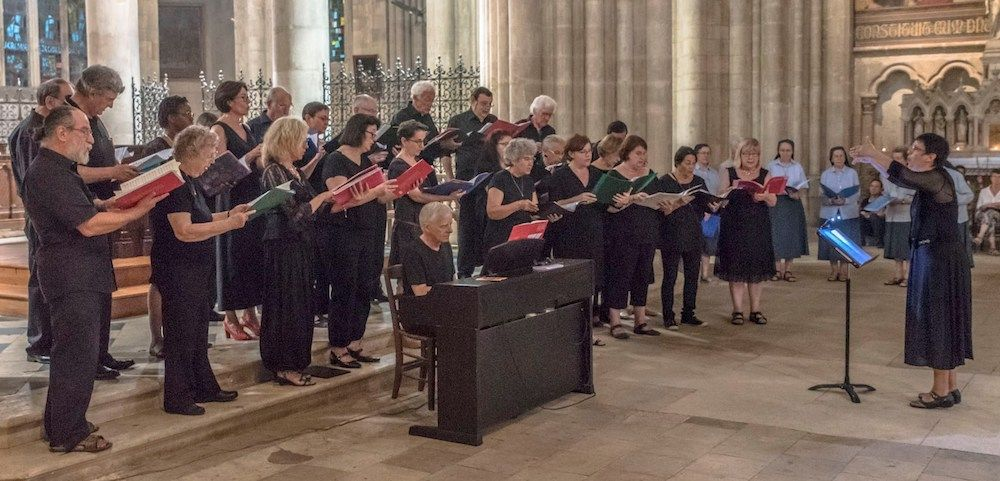Ensemble vocal St-Gatien